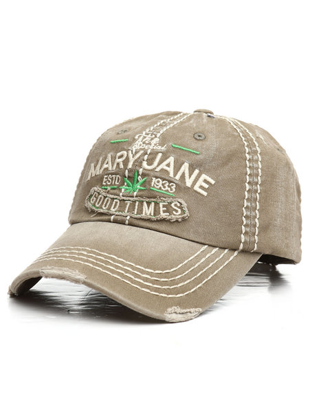 Buyers Picks - Mary Jane Vintage Dad Hat