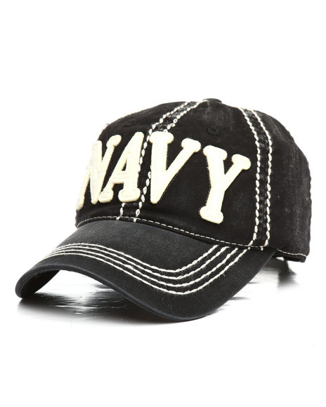 Buyers Picks - Navy Vintage Dad Hat