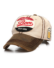 Hats - Ice Cold Beer Vintage Dad Hat-2295279