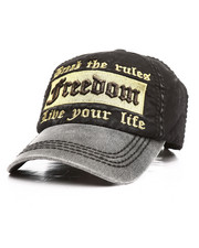 Hats - Freedom Vintage Dad Hat-2295314