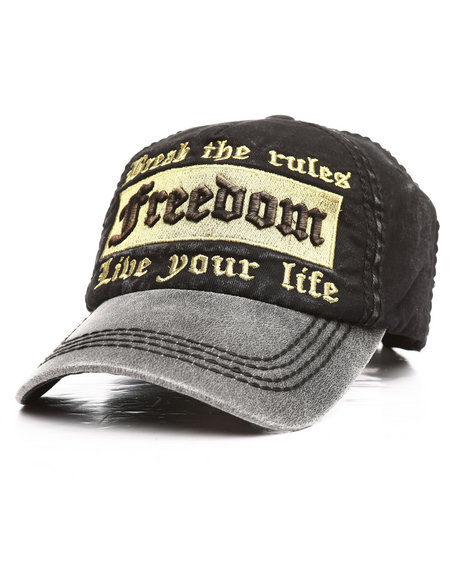 Buyers Picks - Freedom Vintage Dad Hat