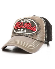 Hats - Lets Ride Vintage Dad Hat-2295271