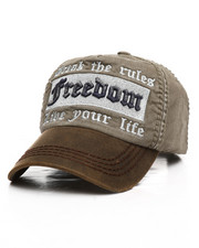 Hats - Freedom Vintage Dad Hat-2295300