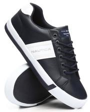 Nautica - Hull Smooth Toe Sneakers-2295703