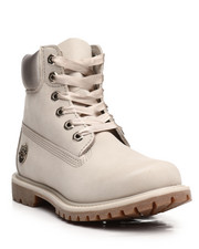 "Womens-Winter - 6"" Premium Waterproof Boots W/ Satin Collar-2295682"