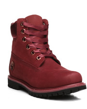 "Womens-Winter - 6"" Premium Waterproof Boots W/ Satin Collar-2295672"