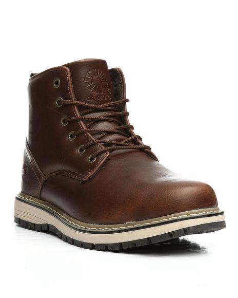 Akademiks - Rugg 01 Lace Up Boots
