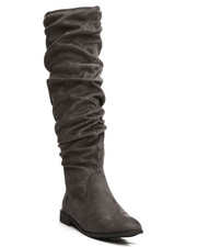 Fashion Lab - Anora Knee High Slouch Boots-2295465
