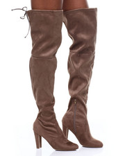 Fashion Lab - Amaya-12 Hi Heel Tall Boots-2290835
