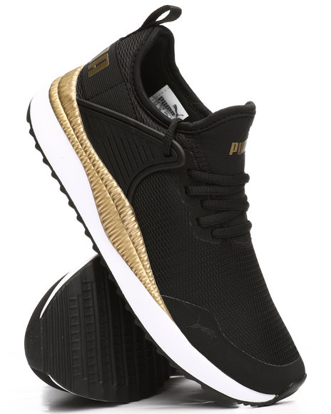 Puma - Pacer Next Cage Metallic Sneakers