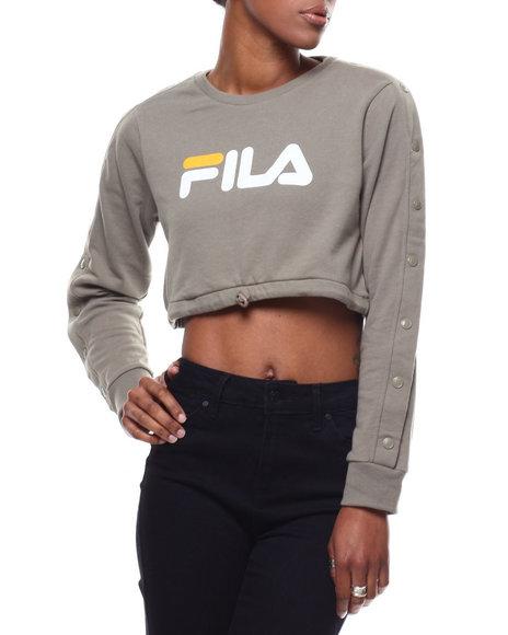 Fila - Charlotte Crop Sweatshirt