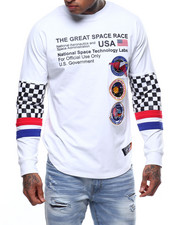 Hudson NYC - Great Space Race Tee-2296494