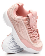 Womens-Winter - Disruptor II Premium Velour Sneakers-2296155