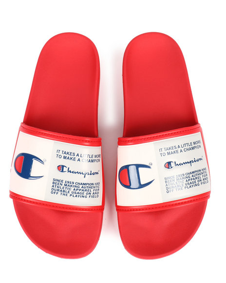 f063212b4a716e Buy IPO Jock Slides Men s Footwear from Champion. Find Champion ...