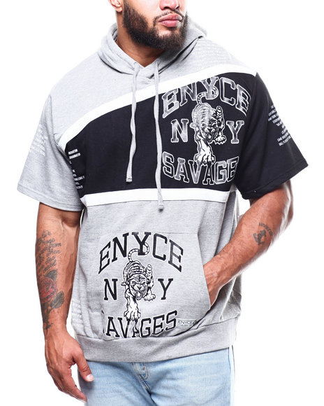 Enyce - Knitted Hoodie (B&T)