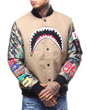 Hudson NYC - MVP Sharks Varsity Jacket-2296508