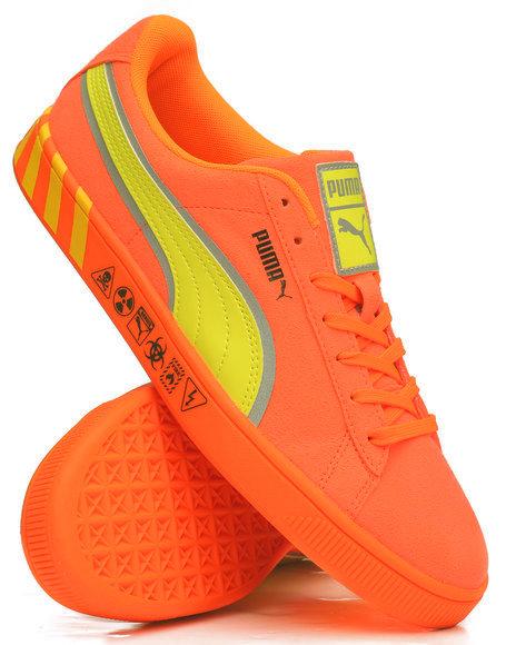 Puma - Puma Hazard Orange Sneakers