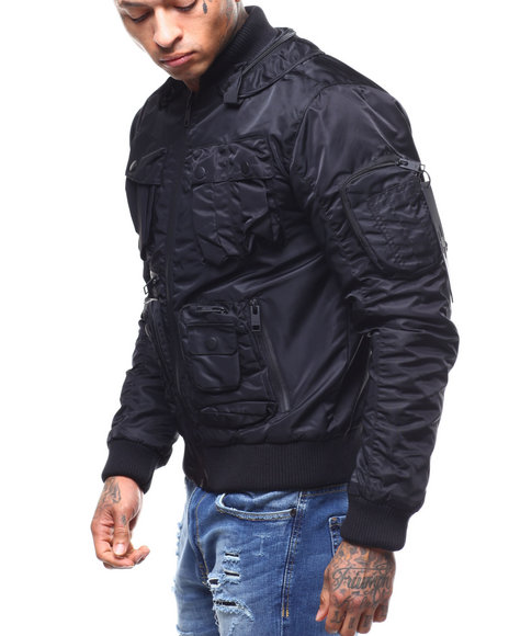 Jordan Craig - Tactical Fleece Lined Jacket