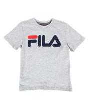 Fila - Classic Logo Tee (8-20)-2296094