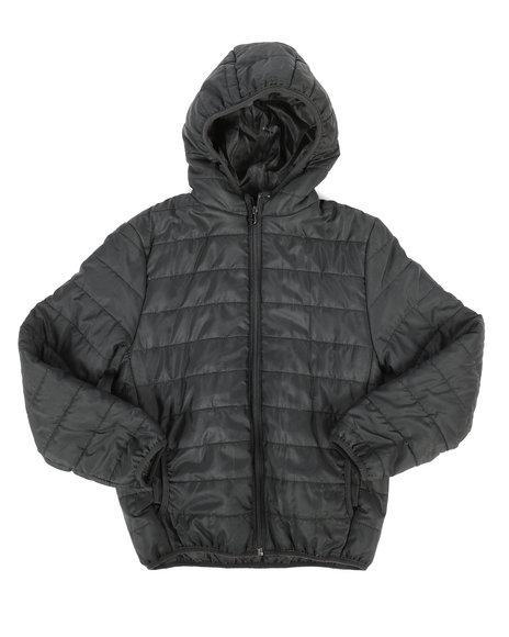 Arcade Styles - Packable Puffer Jacket (8-20)