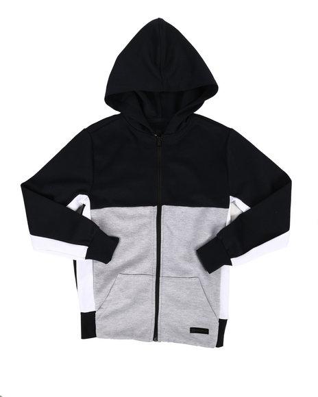 Southpole - L/S Tech Fleece Full Zip Hoodie (8-20)