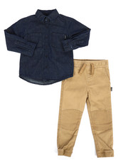 Boys - Dkny 89 2Pc Set (4-7)-2296046