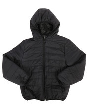 Arcade Styles - Packable Puffer Jacket (8-20)-2296075