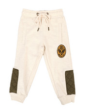 Bottoms - Color Block Sweatpants (2T-4T)-2296796