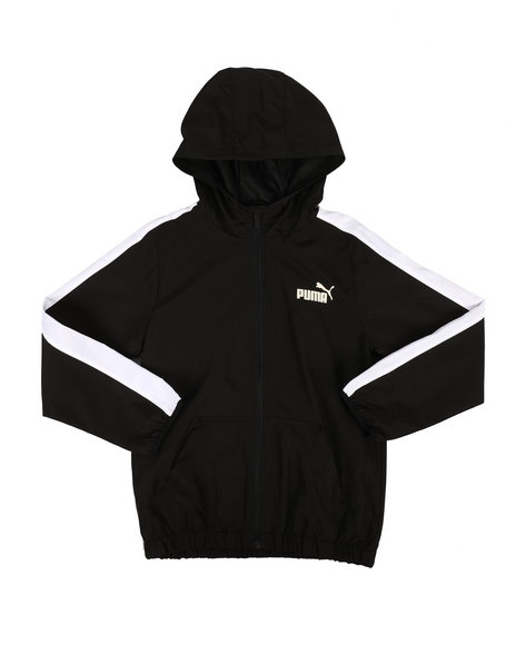Puma - Puma Windbreaker Jacket (8-20)