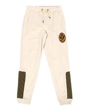 Boys - Color Block Sweatpants (8-20)-2296742