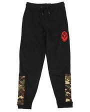 Boys - Color Block Sweatpants (8-20)-2296747