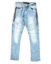 Southpole - Taping Stretch Denim Jeans (8-20)-2295522