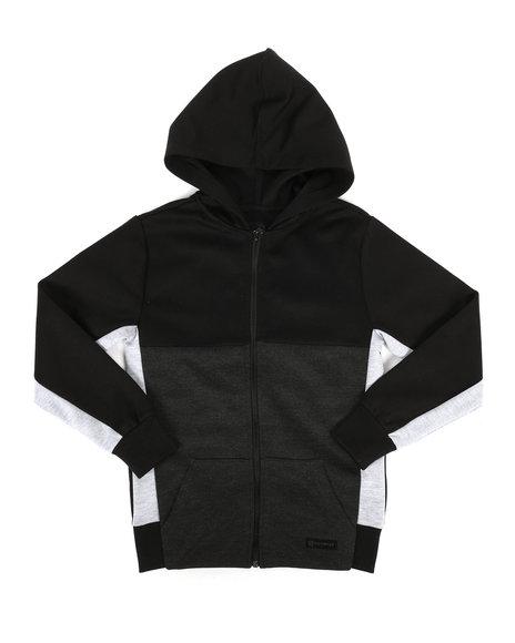 Southpole - Tech Fleece Full Zip Hoodie (8-20)