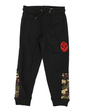 Boys - Color Block Sweatpants (4-7)-2296752