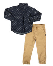 Boys - NYC Star 2Pc Set (4-7)-2296039
