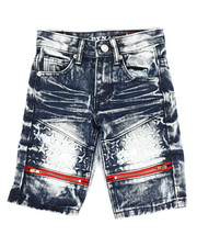 Arcade Styles - Denim Shorts (4-7)-2295561