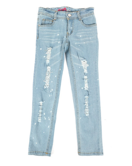 Delia's Girl - Ripped Details Jean (7-16)