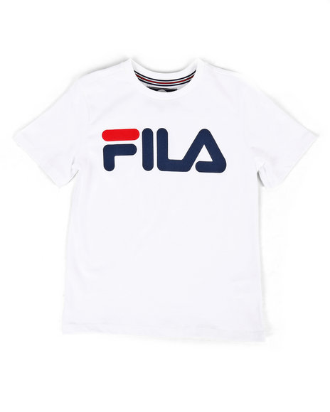 Fila - Classic Logo Tee (8-20)
