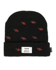 Stocking Stuffers Men - Roses Knit Beanie-2296672