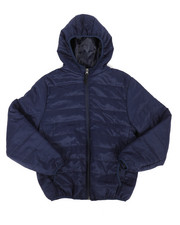 Outerwear - Packable Puffer Jacket (8-20)-2296069