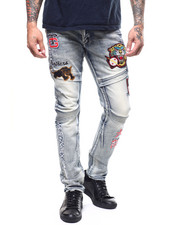 Jeans & Pants - Panther Patch Articulated Jean-2297452