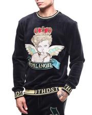 Buyers Picks - Royal Angle Crewneck Sweatshirt-2297274