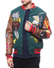 Reason - Stacked Varsity Jacket-2297596