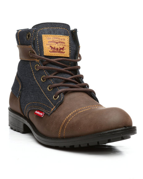 Levi's - Artesia CH Denim INJ Boots