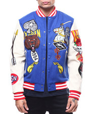 Reason - Stacked Varsity Jacket-2297578