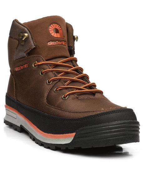 Akademiks - Trek 02 Lace Up Boots
