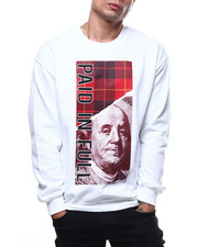 Buyers Picks - Paid in Full Crewneck Sweatshirt-2297230