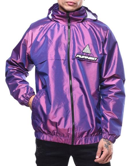Black Pyramid - BP Iridescent Jacket