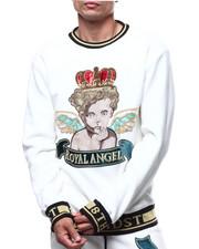 Buyers Picks - Royal Angel Crewneck Sweatshirt-2297262