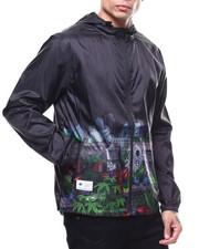 Outerwear - Plant Life Windbreaker-2297500